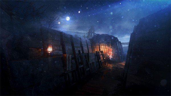 Battlefield 1: Nivelle Nights es el nuevo mapa que llegará en exclusiva a los usuarios Premium