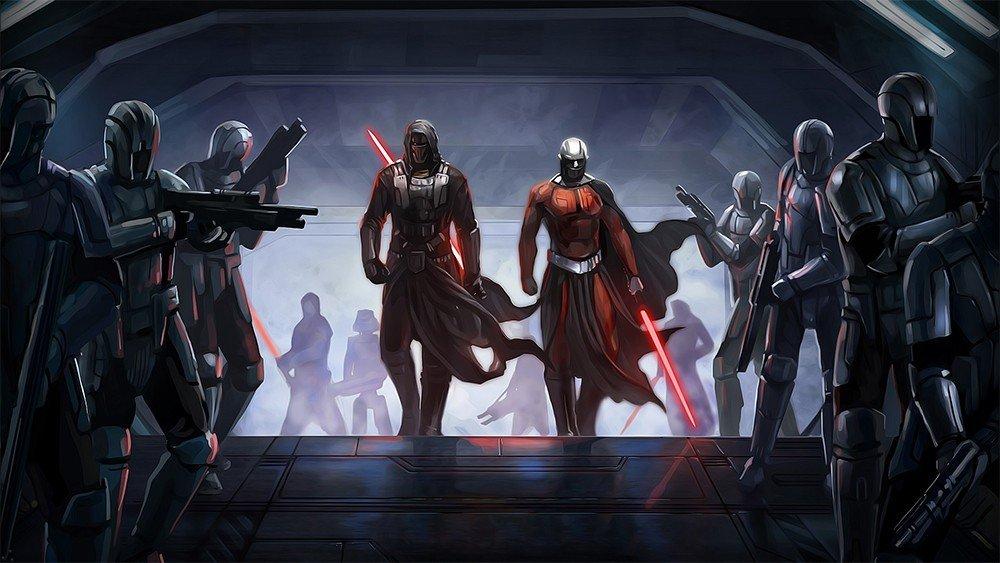 Star Wars: BioWare estaría trabajando en un reboot de Knights of the Old Republic