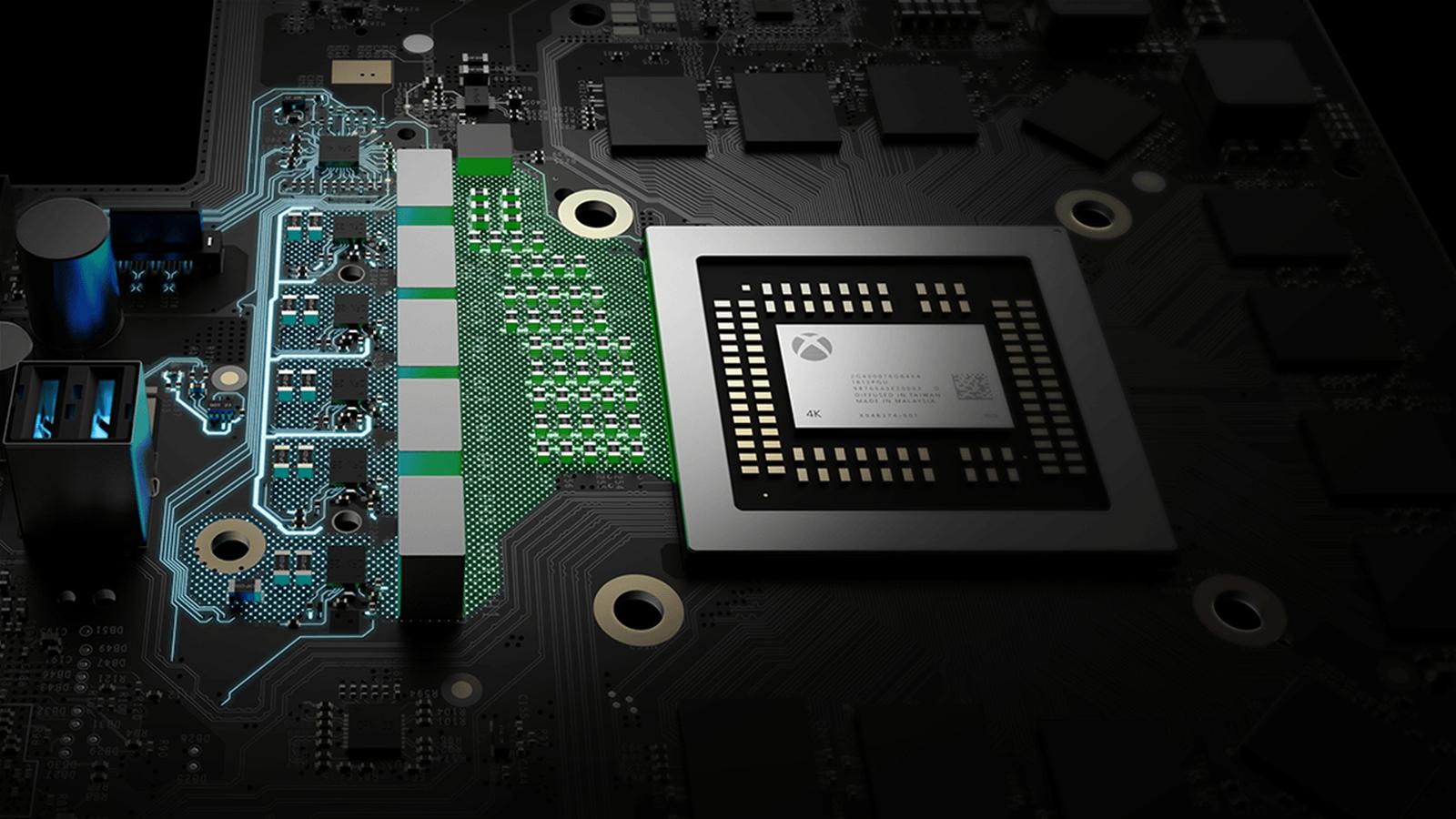 Microsoft registra el posible logo de Project Scorpio