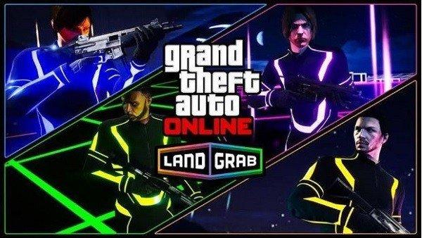 Grand Theft Auto Online presenta el nuevo modo 'Expropiación'