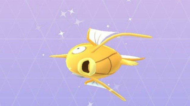 Pokémon GO es el juego que ofrece más posibilidades de dar con un Magikarp variocolor