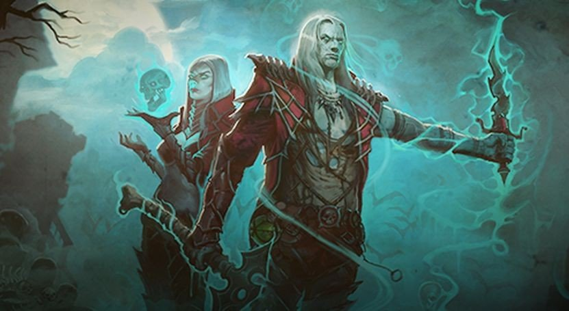 Diablo III da comienzo a su beta cerrada en la que se podrá probar el nigromante
