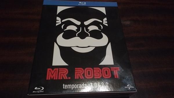 Mr. Robot: Análisis del Blu-ray de las Temporadas 1 y 2