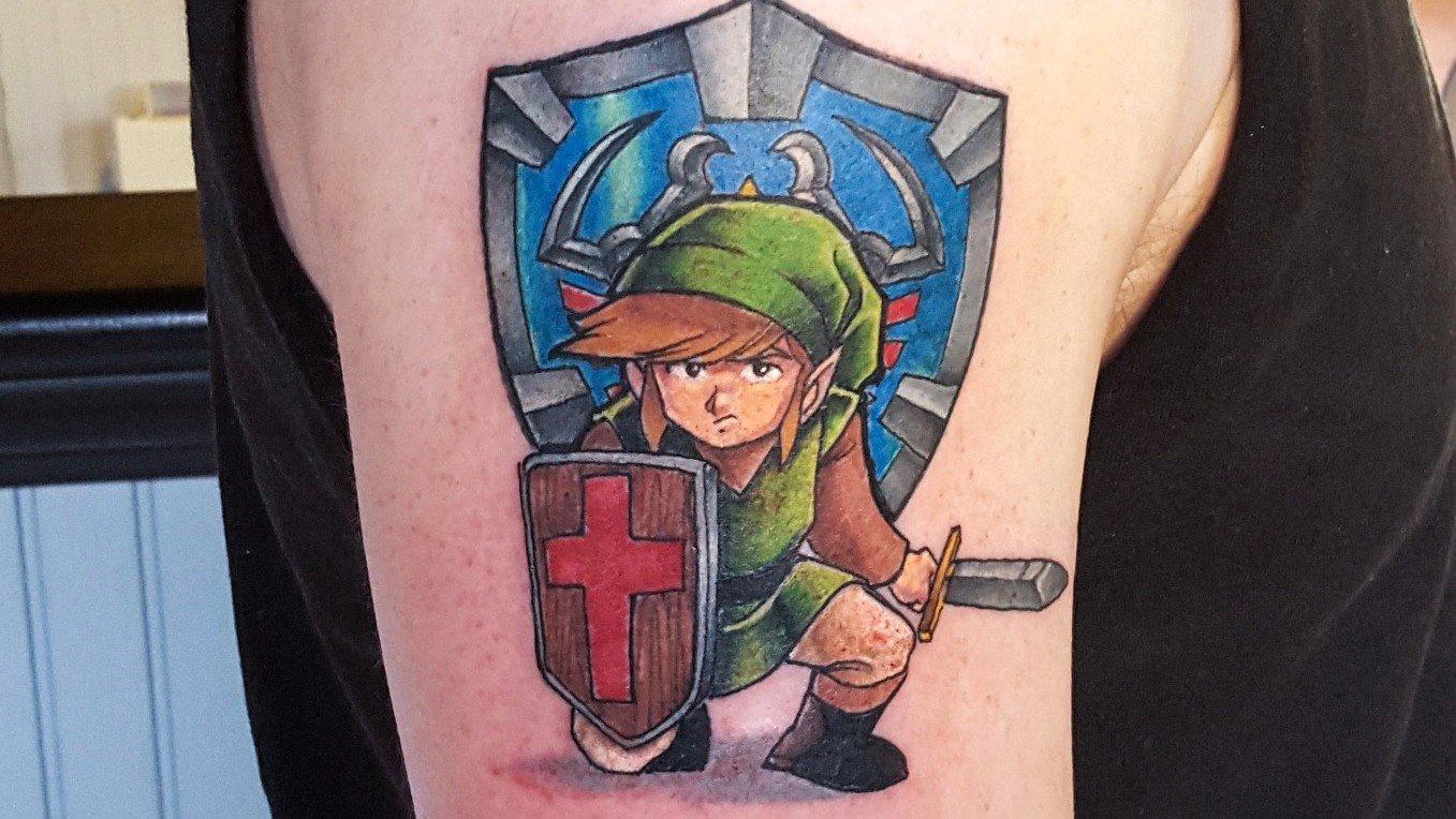 Los tatuajes más espectaculares de los videojuegos, el cine y los cómics