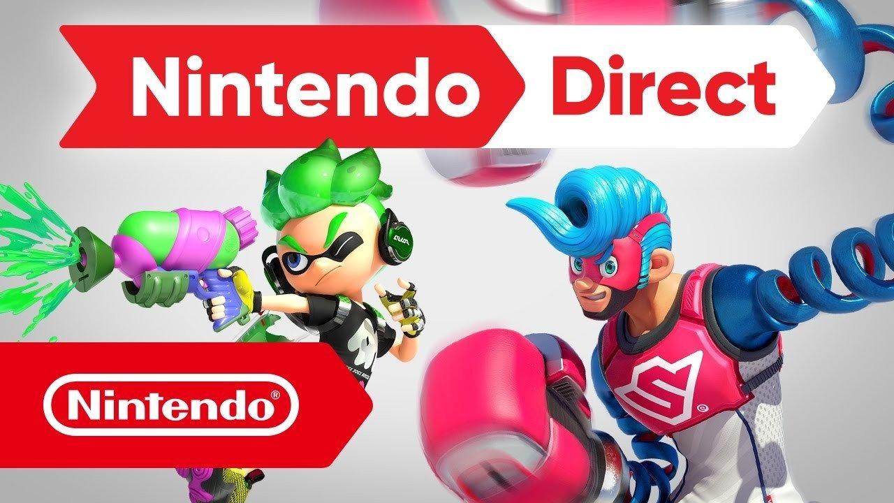 Nintendo Direct: Todo lo que tienes que saber sobre el evento