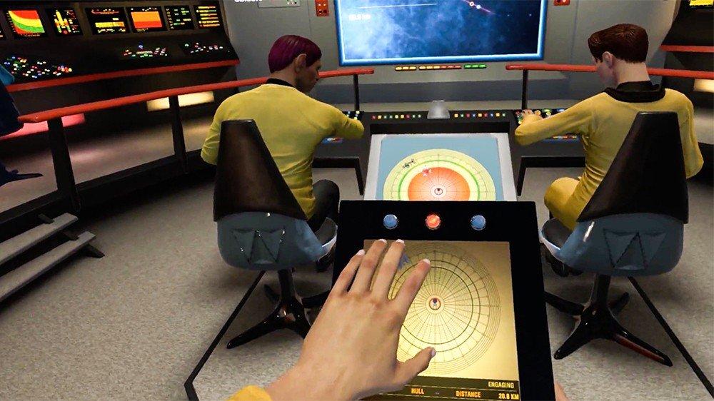 Star Trek: Bridge Crew: Los fans recogen firmas para su traducción al español