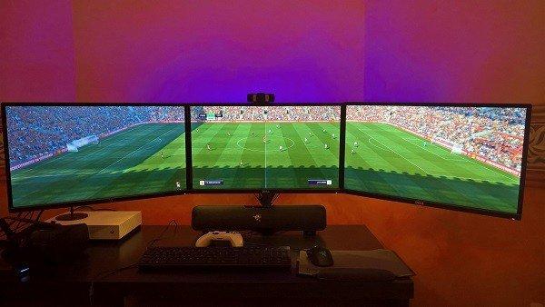 Esta es la manera más épica para jugar a FIFA 17