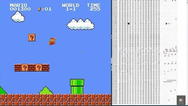 El primer Super Mario esconde una música oculta en su título