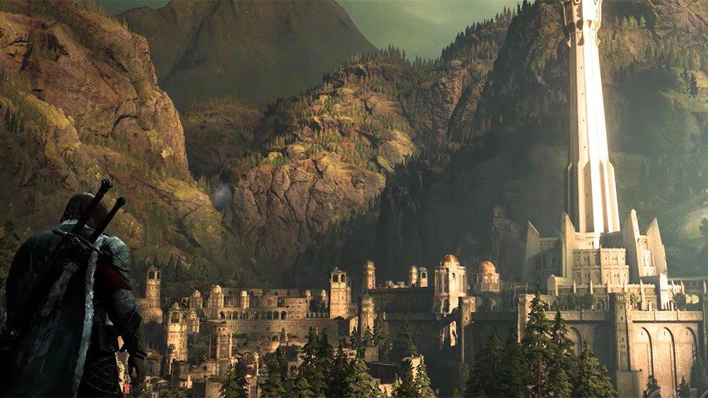 La Tierra-Media: Sombras de Guerra muestra el diseño de Minas Ithil en un nuevo vídeo