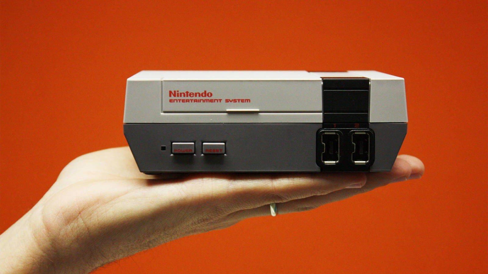 Nintendo no tiene nada que decir sobre una SNES Mini