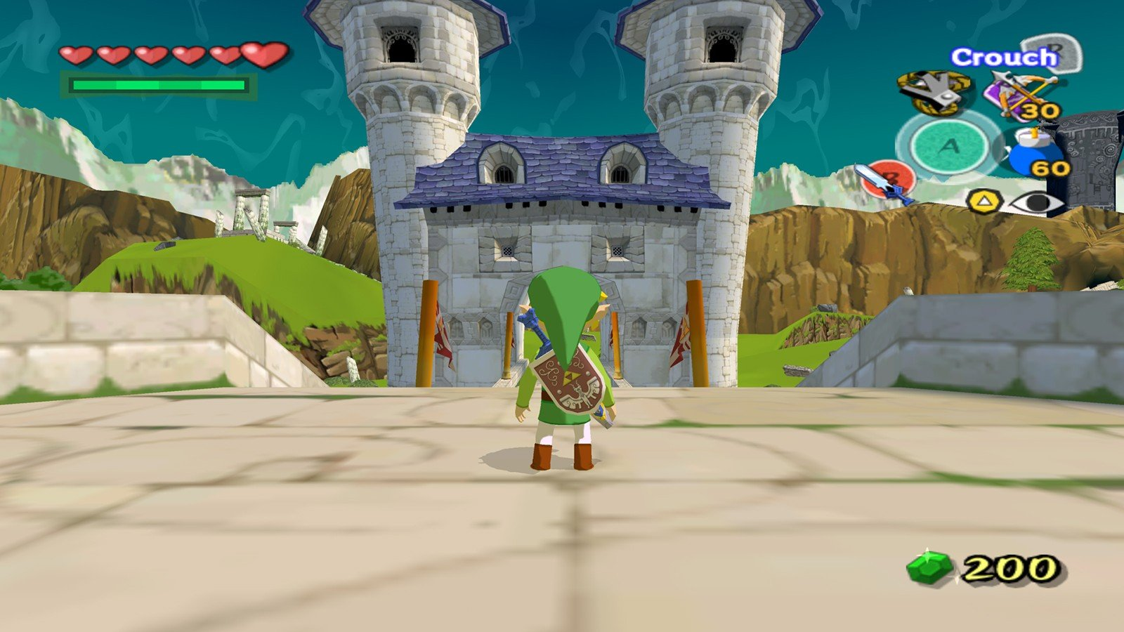 The Legend of Zelda: The Wind Waker HD puede completarse en treinta minutos con un glitch