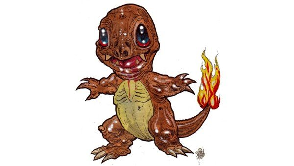 Pokémon: Reimaginan a las criaturas como si fueran zombies