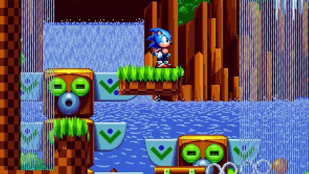 Sonic Mania se muestra en un nuevo gameplay
