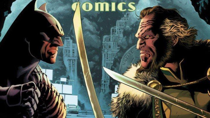 Batman descubre el secreto de la Liga de las Sombras en los cómics