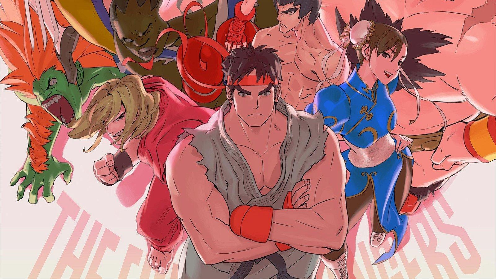 AlfaBetaTOP de Ultra Street Fighter II: The Final Challengers. ¿Lo solucionarás?