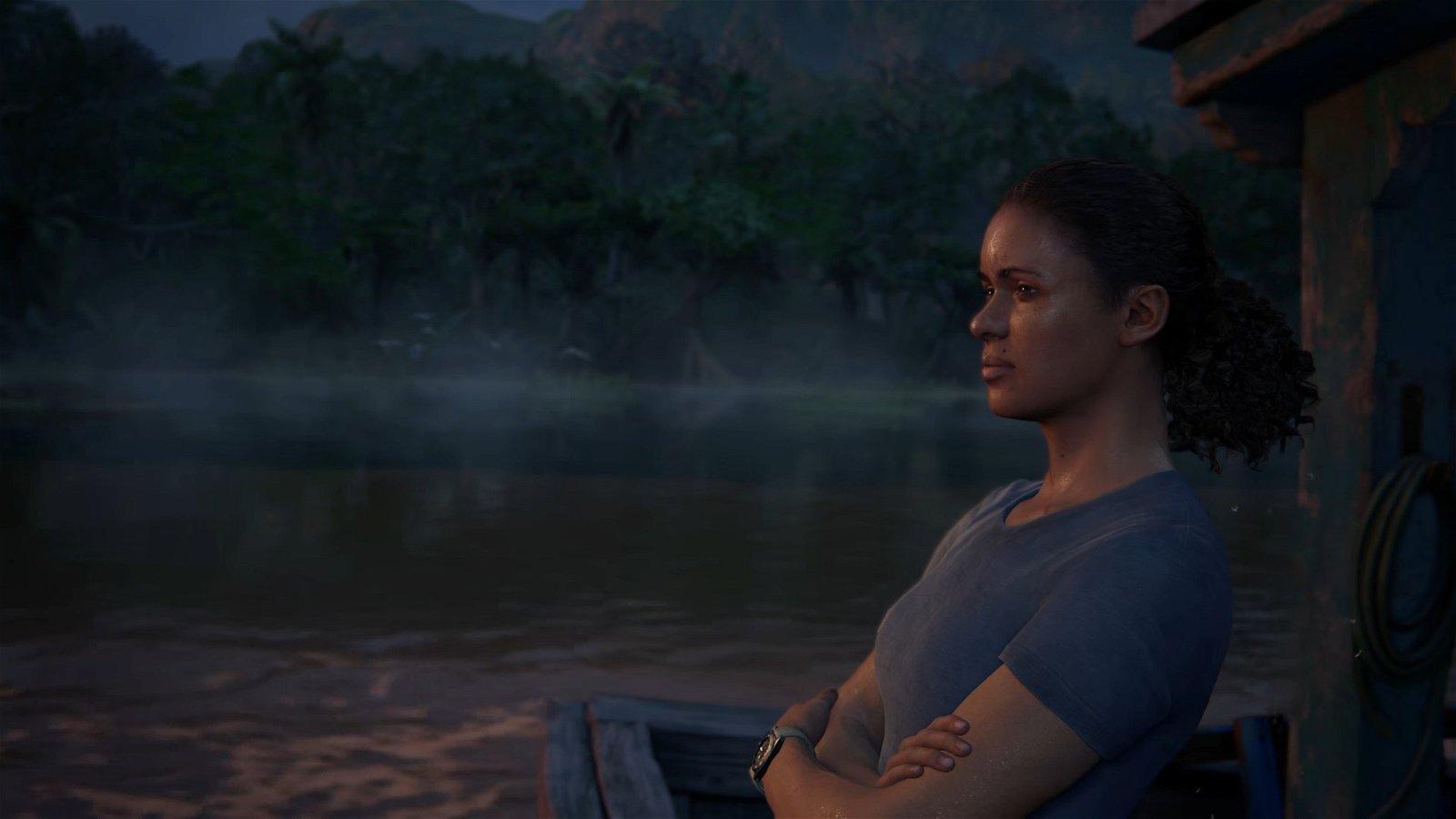 E3 2017 U-tad: Uncharted: El Legado Perdido muestra un nuevo gameplay