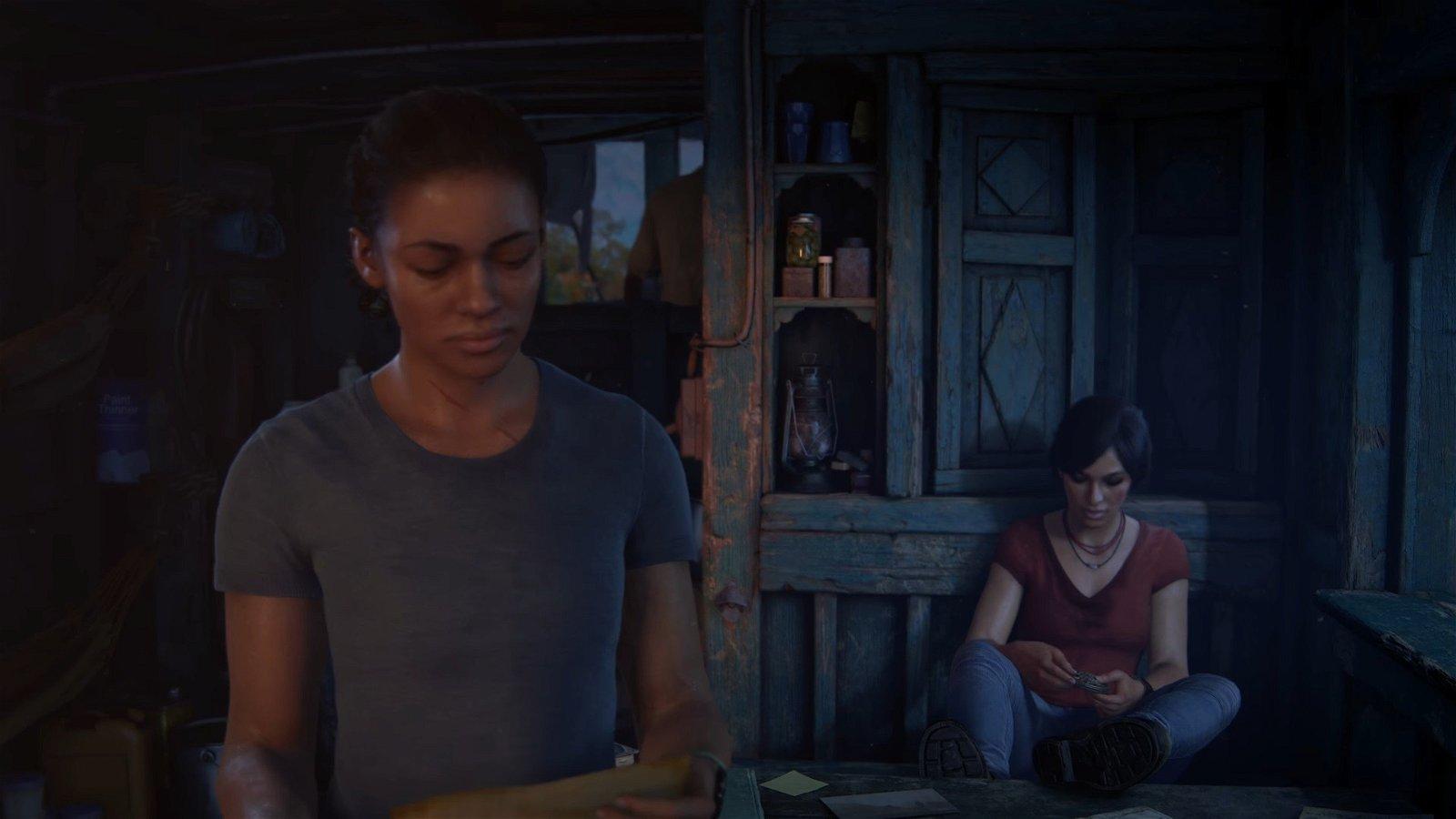 Uncharted: El Legado Perdido promete ser mucho más que una simple expansión de Uncharted 4