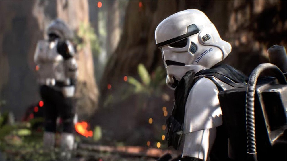 E3 2017 U-tad: Star Wars: Battlefront 2 mostrará una batalla entre 40 jugadores