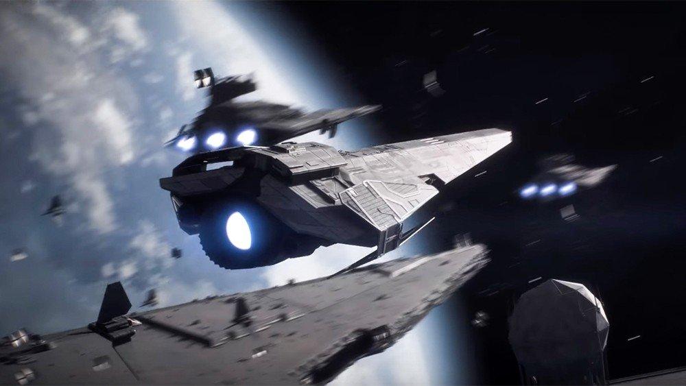 Star Wars: Battlefront 2 podría aprovechar la potencia de Project Scorpio