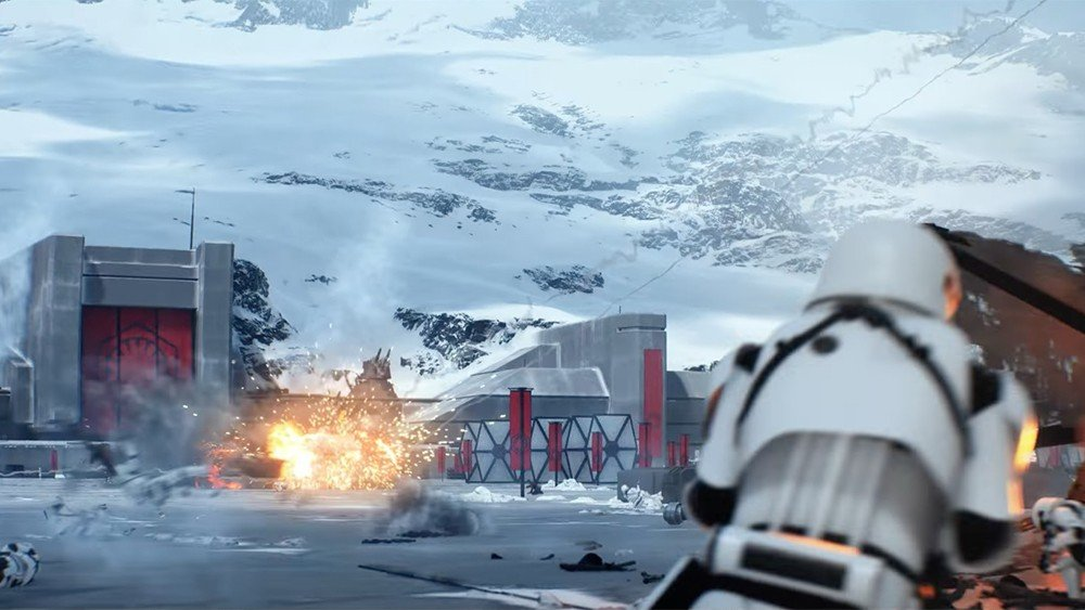 E3 2017 U-tad: Star Wars Battlefront 2 tendrá beta en otoño