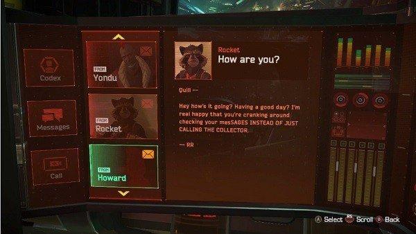 Guardianes de la Galaxia: El juego de Telltale tiene un easter egg basado en la película