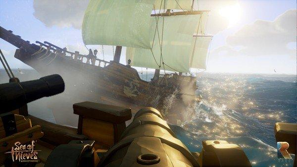 Sea of Thieves presenta los naufragios en un nuevo diario de desarrollo