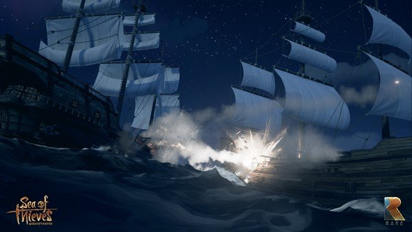 Sea of Thieves es mostrado con un nuevo gameplay en el que interviene Phil Spencer