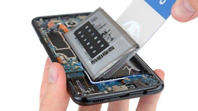 La batería del Samsung Galaxy S8+ es similar a la del Galaxy Note 7