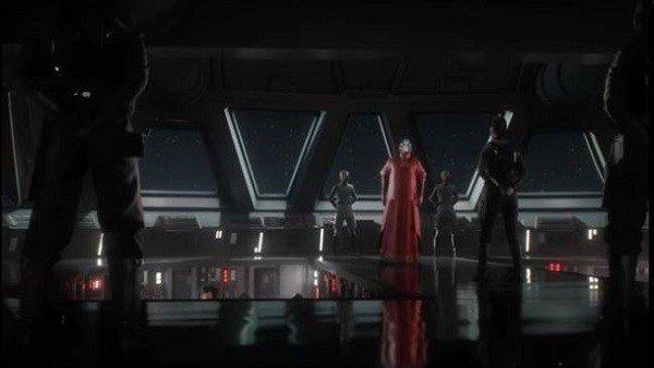Star Wars: Batllefront 2: Se desvela el misterio tras el enigmático personaje de traje rojo del tráiler