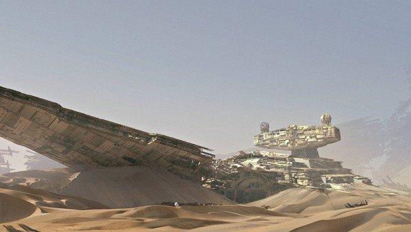 Star Wars: Battlefront 2 muestra algunos de sus planetas en ilustraciones