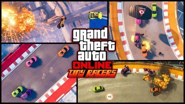 Grand Theft Auto Online presenta su nuevo modo de cámara cenital