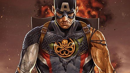 Capitán América protagoniza una nueva polémica en los cómics