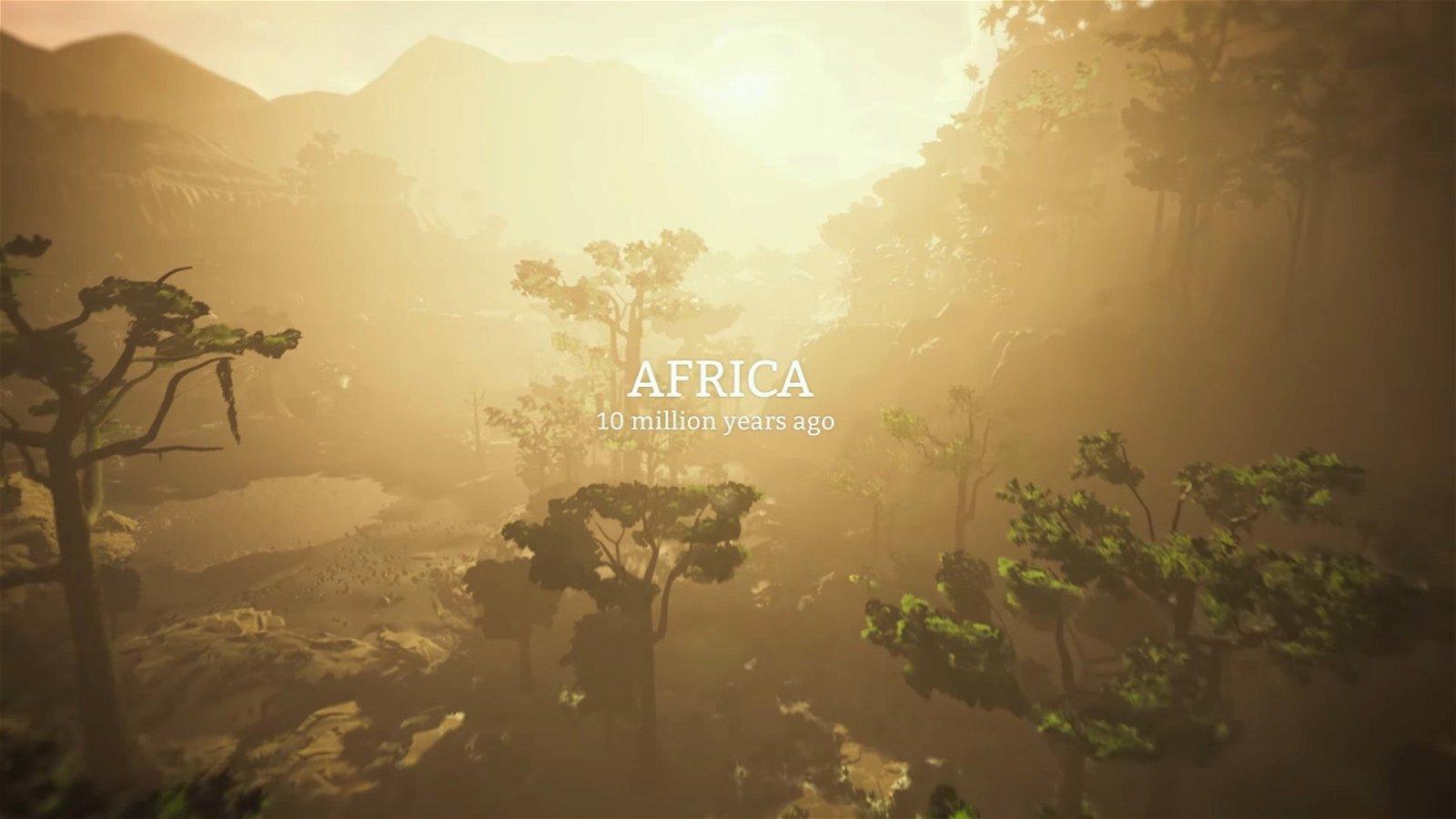 Ancestors, el nuevo juego del creador de Assassin's Creed, se muestra en profundidad