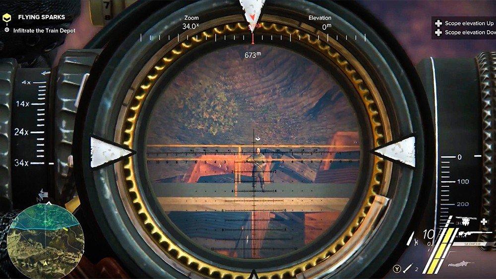 Sniper Ghost Warrior 3 te instruye como francotirador en su nuevo vídeo