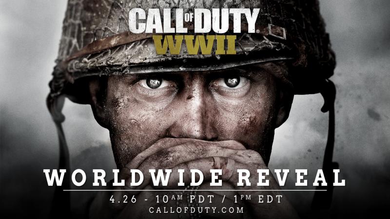 Call of Duty: WWII muestra sus primeras imágenes