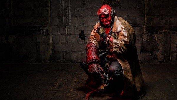 Así es el mejor cosplay de Hellboy que hayas podido ver