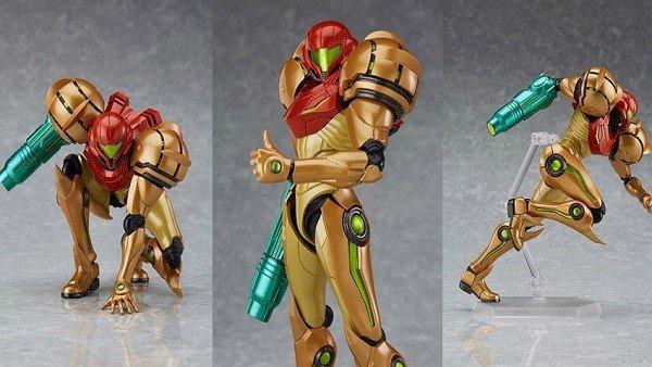 Metroid: Ya se puede reservar la nueva figura de Samus