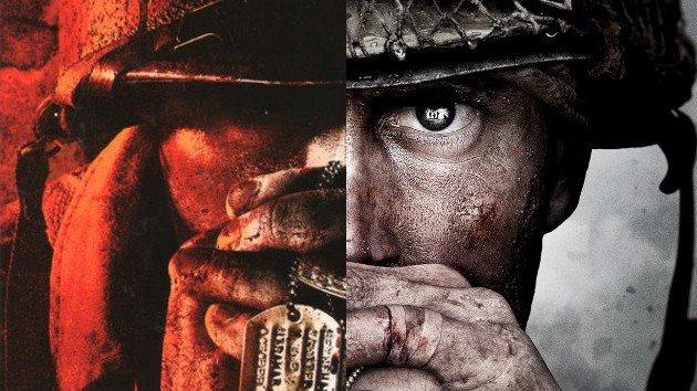 Call of Duty: WWII: El presidente de Gearbox sugiere que su portada podría ser un plagio