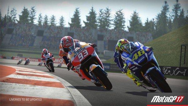 Moto GP 17 presenta su nuevo modo manager