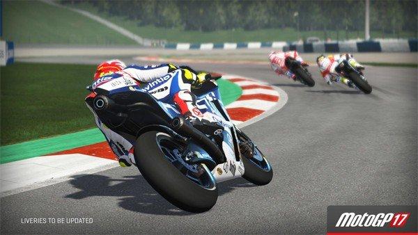 E- Sports: Moto GP 17 desembarca en los deportes electrónicos