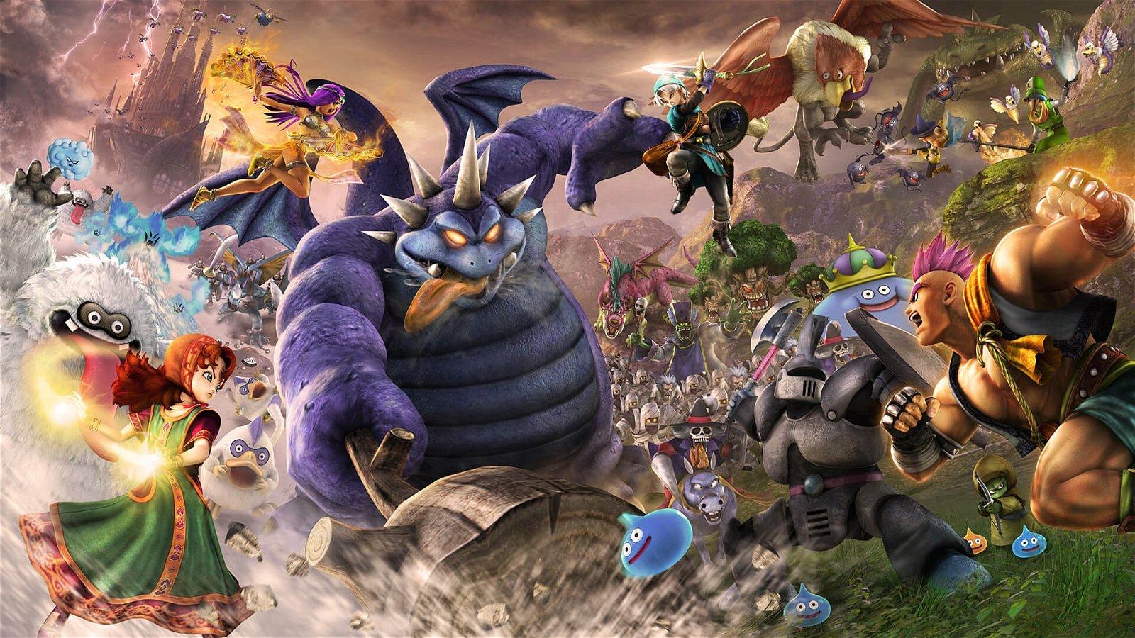 Dragon Quest Heroes 2, el regreso de la mítica saga