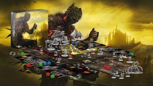 Dark Souls: La traducción al castellano de su juego de mesa deja mucho que desear