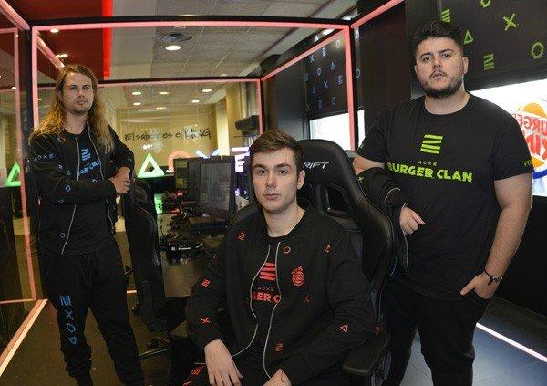 PlayStation y Burger King se unen para crear Burger Clan