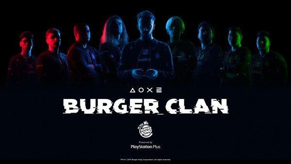 PlayStation y Burger King amplían su servicio de comida a domicilio