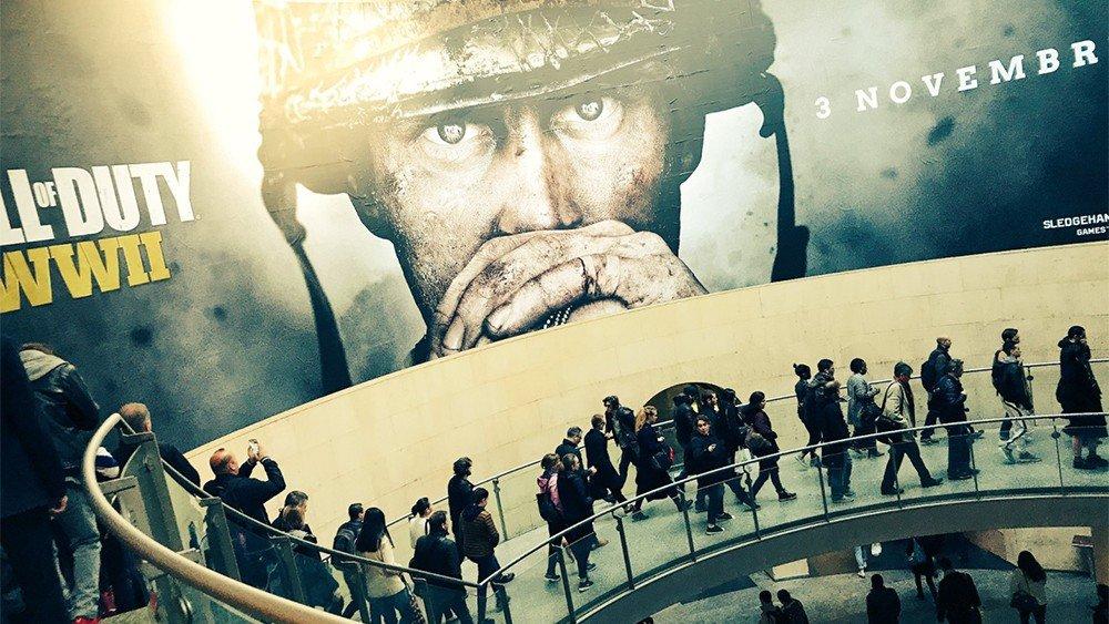 Call of Duty: WWII podría haber confirmado su fecha de lanzamiento
