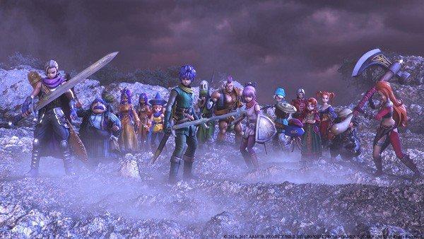 Dragon Quest Heroes II recibe gratis varios héroes del primer juego