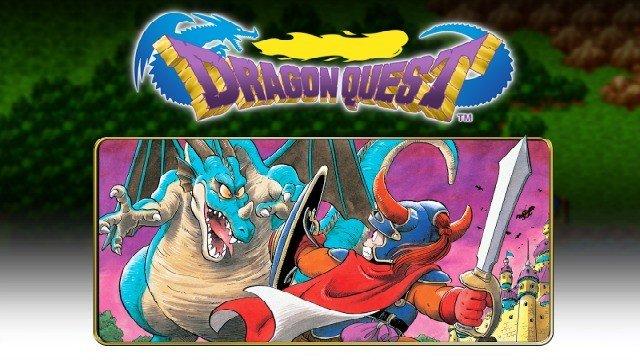 Dragon Quest, mañana en nuestro AlfaBetaRETRO