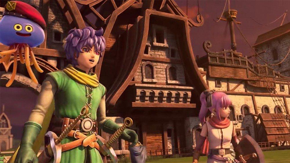 Dragon Quest Heroes II celebra su lanzamiento con un nuevo tráiler
