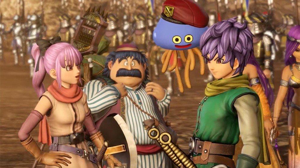 Concurso Dragon Quest Heroes 2