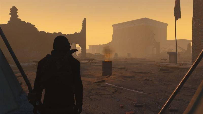 Fallout 4: Un modder está trasladando la ciudad de New Vegas ladrillo a ladrillo